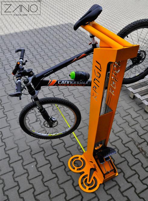 stacja naprawy rowerow kangu stal czarna